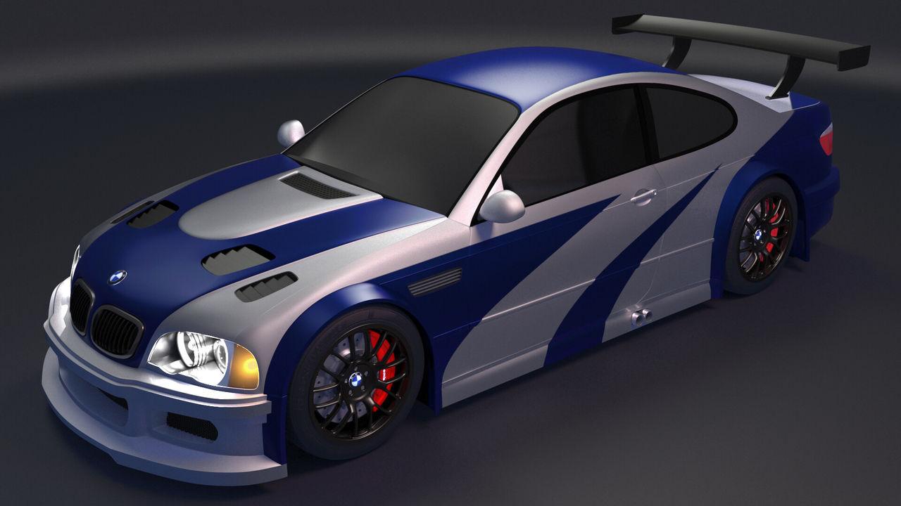 BMW GTR M3