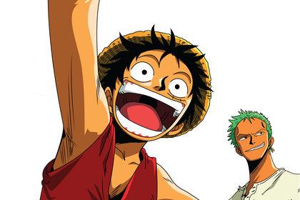 One Piece Vectorisé