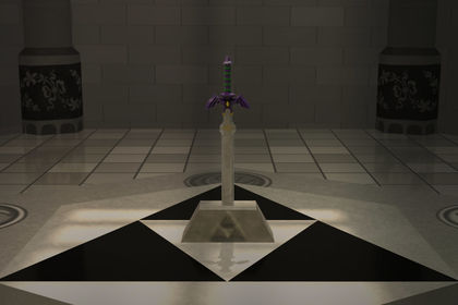 The Legend of Zelda - Ocarian of Time