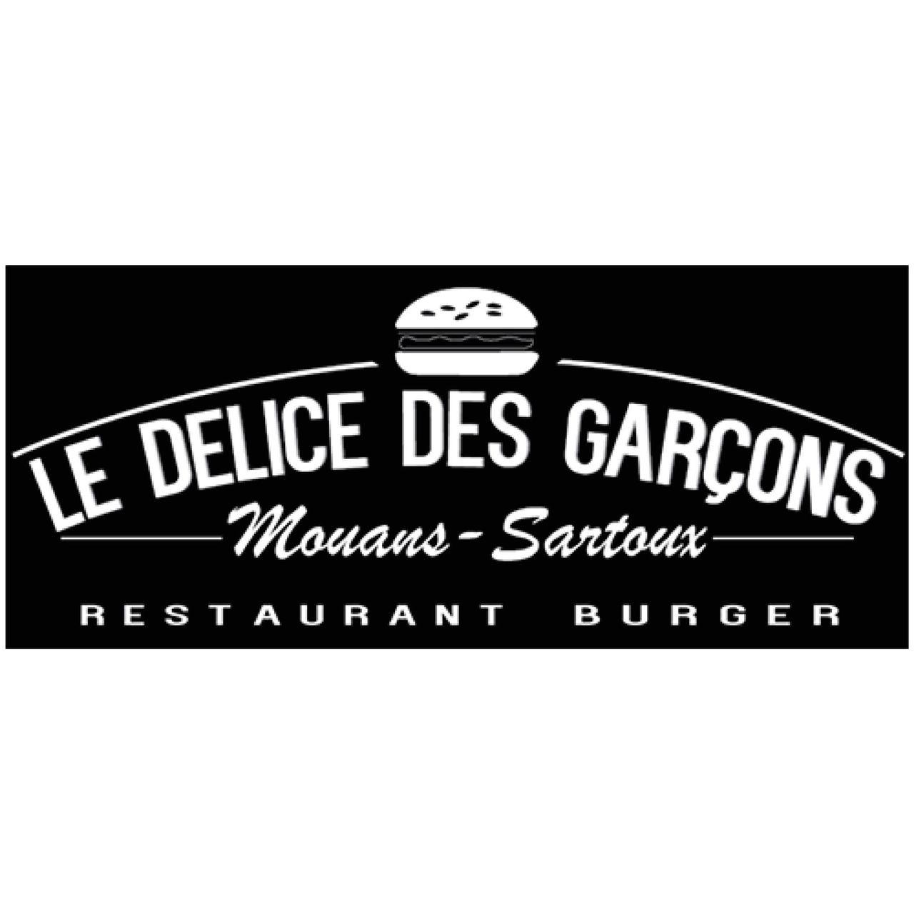 Logo le Delice des Garcons