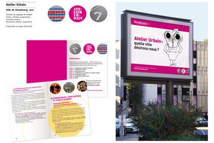 Atelier urbain, Ville de Strasbourg