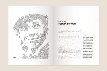 Catalogue d'exposition Bosc