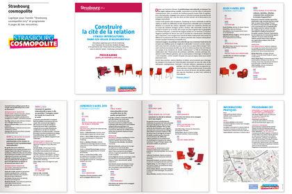 """Programme """"Strasbourg cosmopolite 2013"""""""