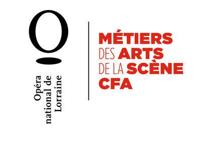 Logo pour le CFA des métiers des arts de la scène