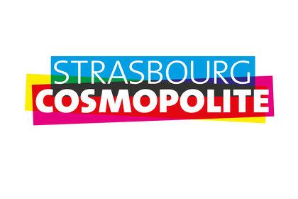 Logo Strasbourg Cosmopolite