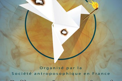 Affiche Colloque International Antroposophique
