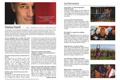 Brochure Film Documentaire Debout