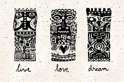 Totem Tiki