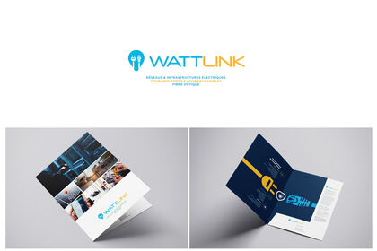 Chemise commerciale / Wattlink