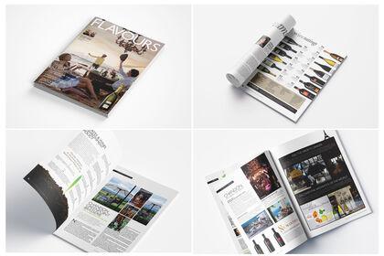 Magazine interne / Estates & Wines