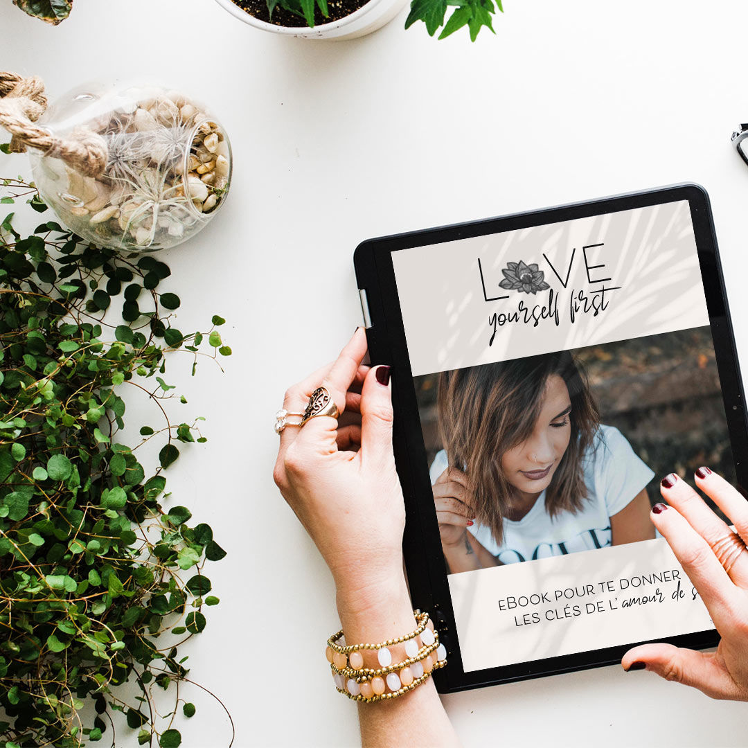 Love yourself first - Ebook