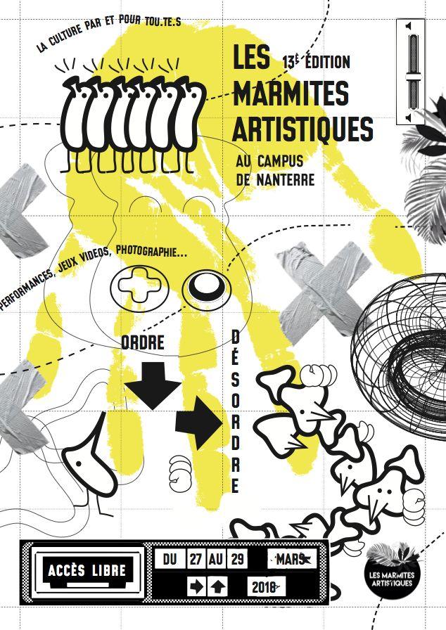 Identité visuelle | les Marmites Artistiques