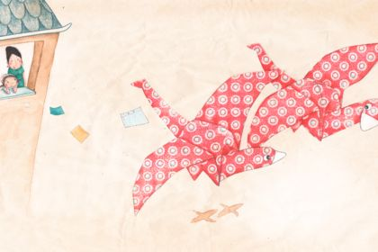 L'oiseau de papier