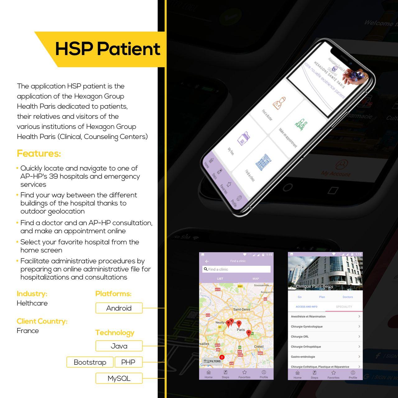 HSP Patient