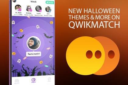 QwikMatch - Promo Design