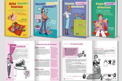 First Édition - Livres autour de la maternité