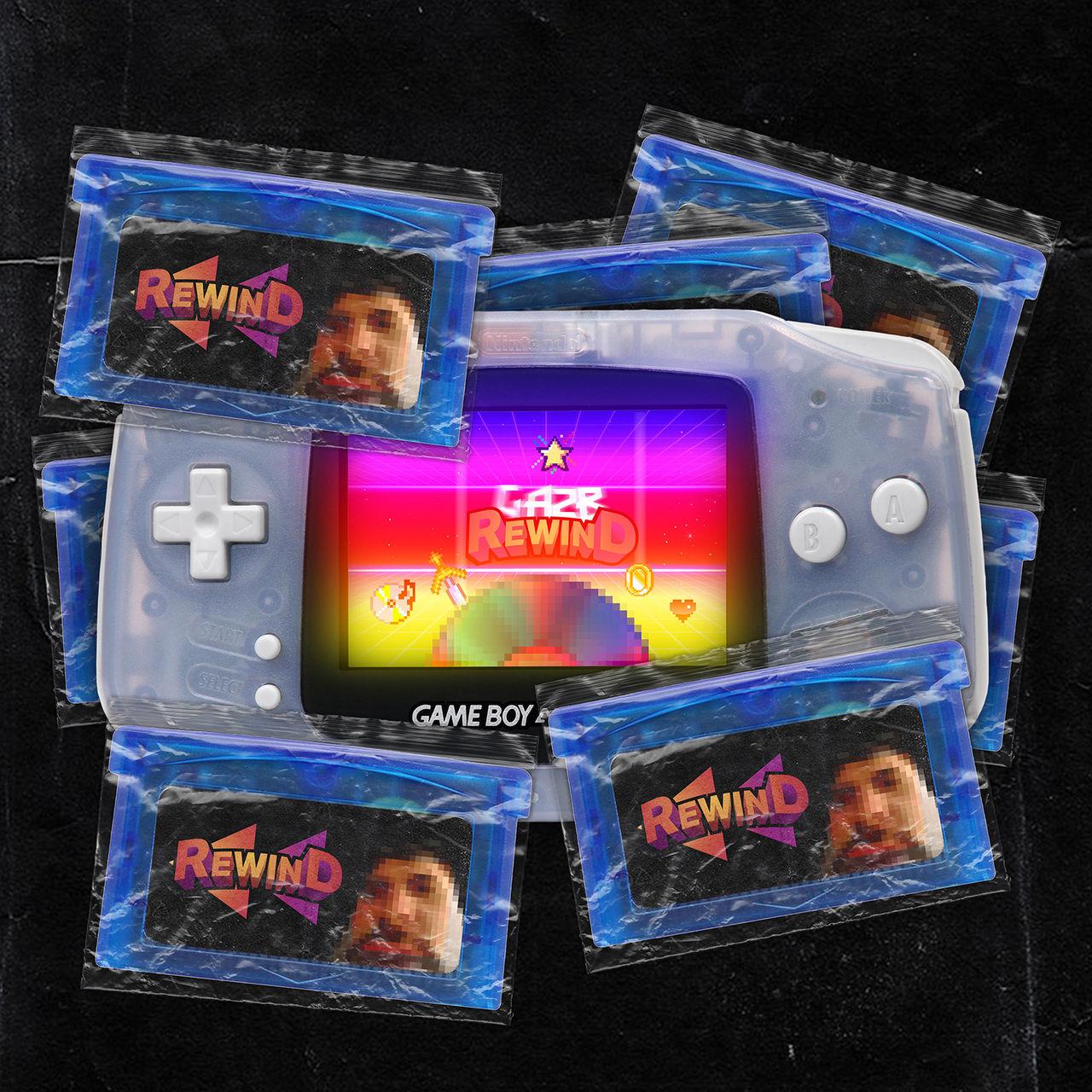 Cover GA2B - Rewind