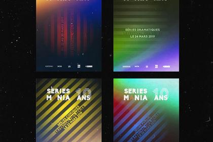 Identité Visuelle Series Mania