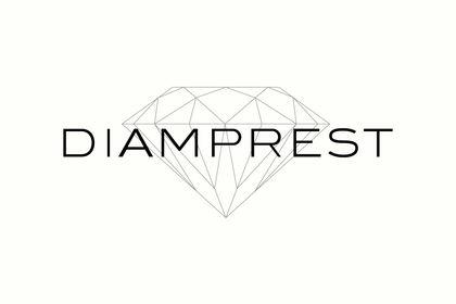 Vectorisation de logo - DIAMPREST