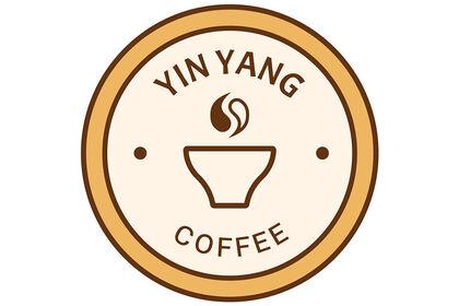 Logo YIN YANG COFFEE