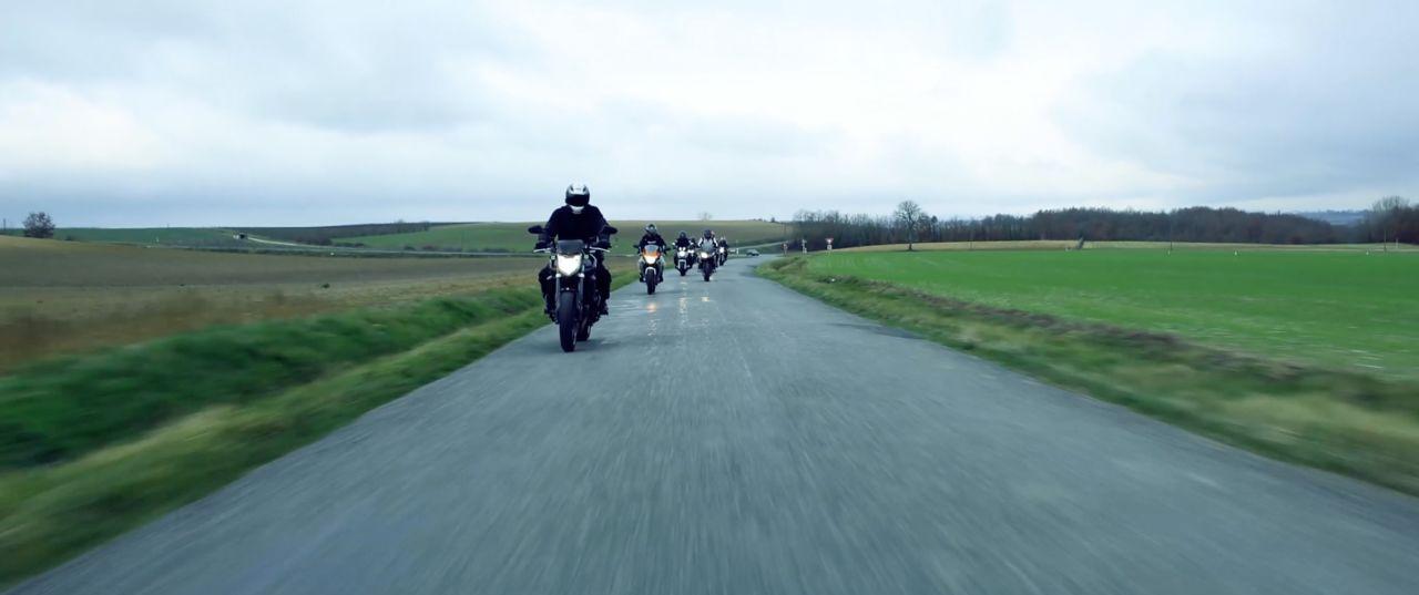 Moto Unit - vidéo promotionnelle