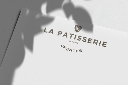 Logo pâtisserie criniti's