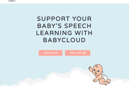 Website and Illustration