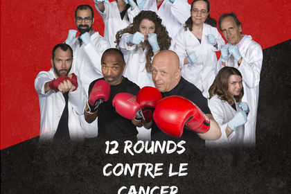 Affiche 12 rounds Thierry Marx
