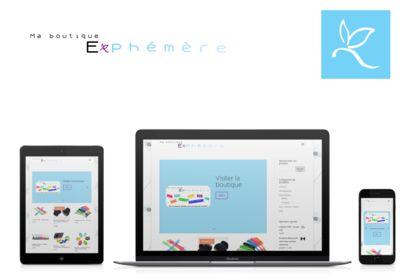 Logo + E-commerce