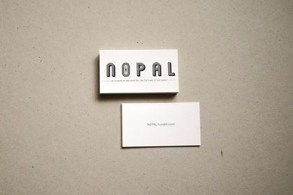Logo de la marque N0PAL