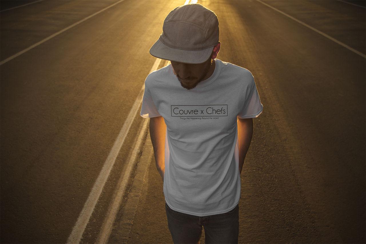 Tee shirt du blog Couvre x Chefs