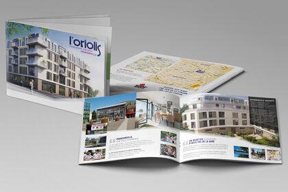 Brochure imobilière