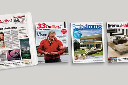 Chartes journaux et magazines