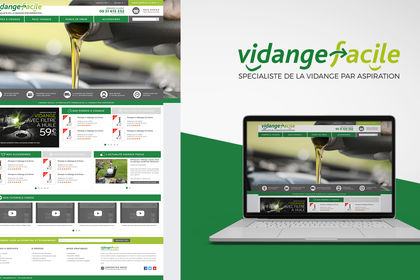 Webdesign | VIDANGEFACILE