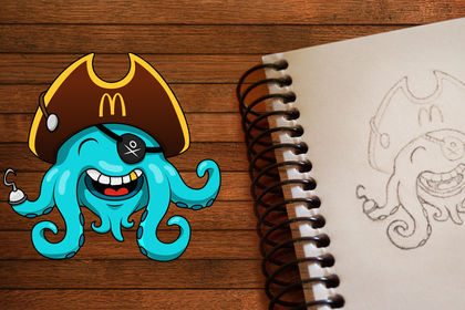 Logo | MC DONALD'S