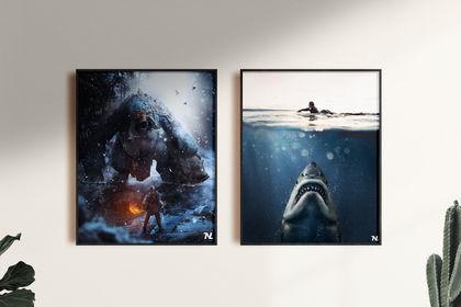 Posters en montages photo