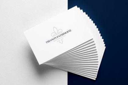 Logotype - Trianon patrimoine