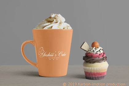 Yoshiii's cake