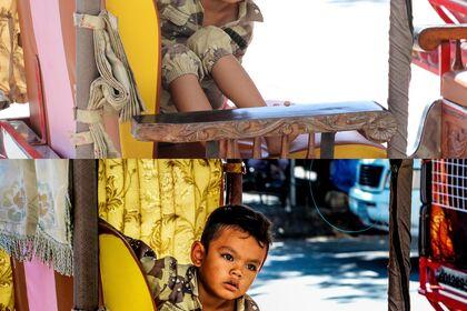 Rues de Cambodge