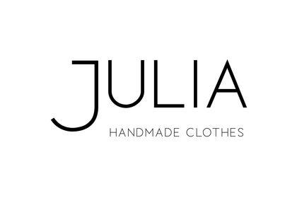 Projet JULIA Handmade Clothes