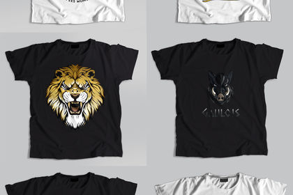 Visuel T-shirt