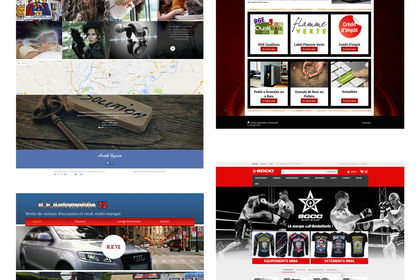 Site internet HTML5 responsive