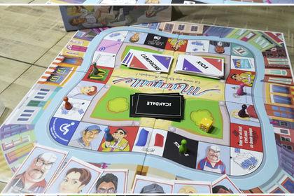 Jeux de société - Mairyville