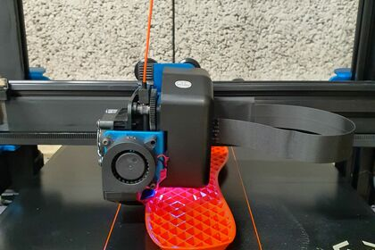 Pionner 13.0 : Design d'une basket imprimée en 3D