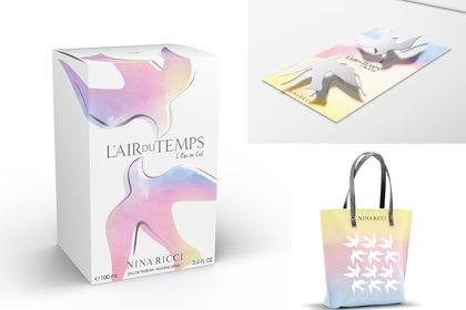 Design packaging - Nina Ricci