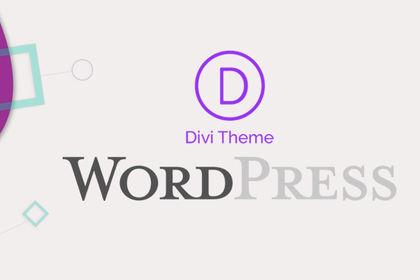 Offre Divi pour Wordpress