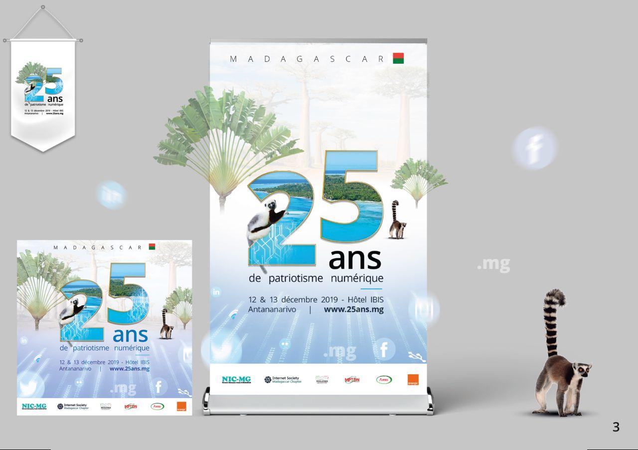 25ans d'internet à Madagascar