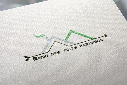 Logo Robin des toits parisiens
