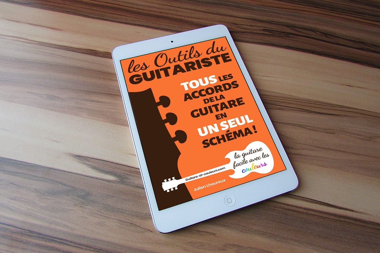 Couverture d'ebooks guitare