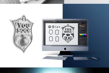 Logo - Identité - 3D